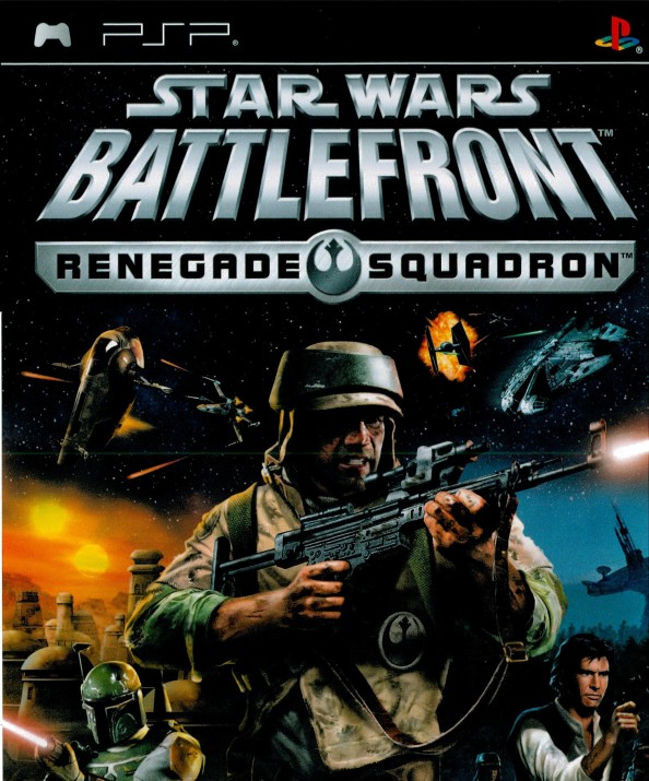 Star Wars Battlefront: Renegade Squadron for the PSP – A Star Wars Fix